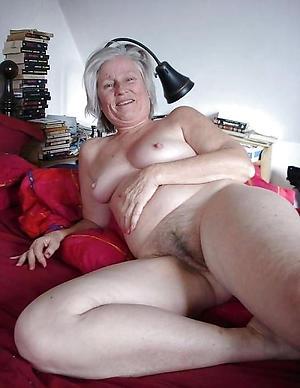 amazing granny masturbates