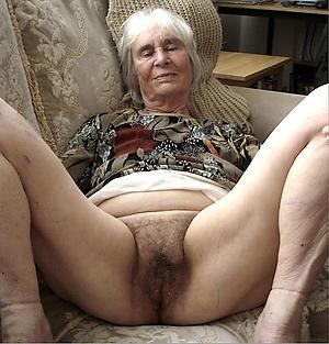 amazing big pussy granny