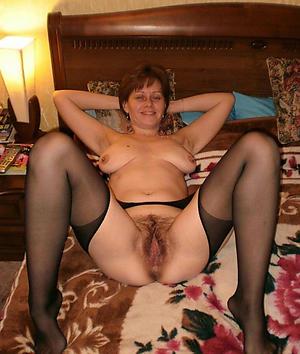 nude pics of mature hairy vagina