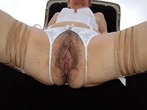 amateur mature hairy ladies