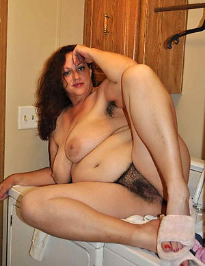 mature hairy woman homemade pics
