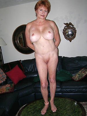naked nice mature hands