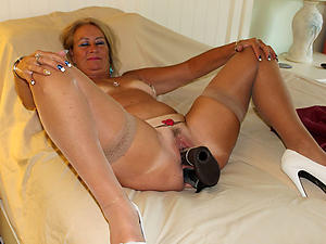 lovemaking galleries of granny masturbating