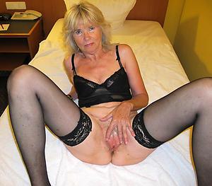 awesome granny masturbating
