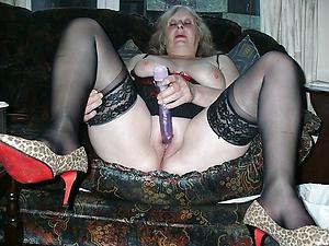 crazy older women masturbating