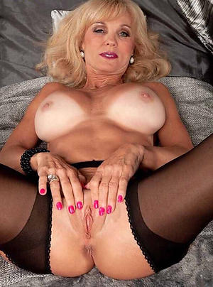 naughty older women masturbating