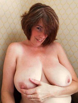 naked large grown-up nipples