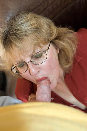 busty old women giving blowjobs