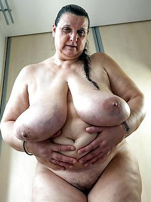 sexy heavy naked women