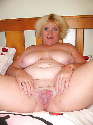 in the altogether mature chubby women