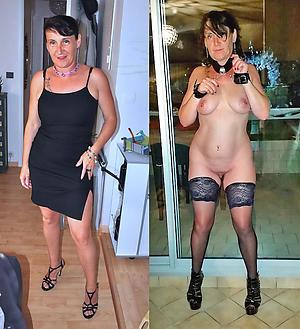 amateur dressed undressed wife