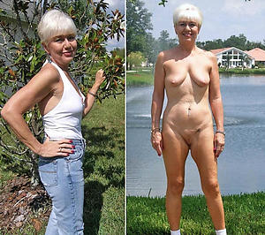 dressed undressed wife private pics