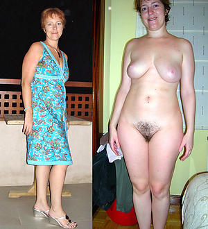 nude pics of dressed undressed wives