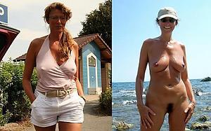 granny dressed undressed homemade pics