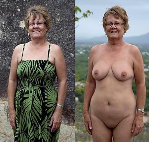sex galleries of ladies dressed and denude