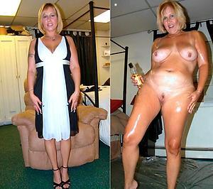 porn pics of ladies dressed and undressed