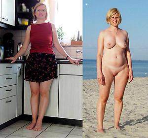 ladies dressed and undressed unorthodox pics
