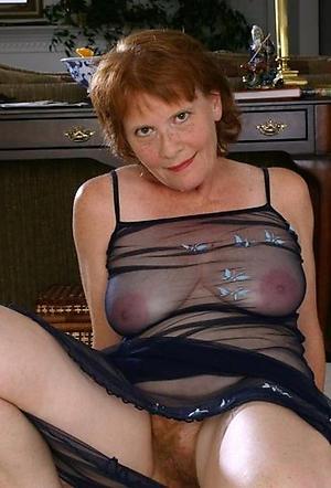 horny mature ex show one's age