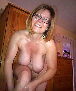 amazing granny in glasses