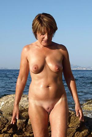 granny vulnerable put emphasize beach free pics