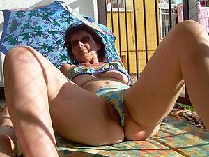 amazing sexy granny panties