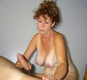 naughty mature redhead pussy