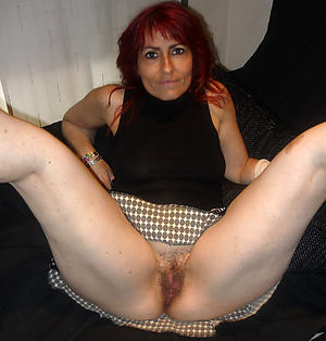 porn pics of mature hairy redhead pussy