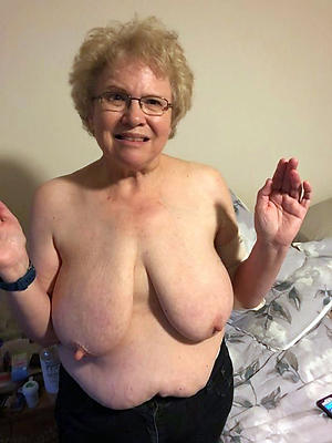free pics of hairy of age saggy tits