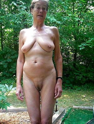 Mr Big big saggy mature tits