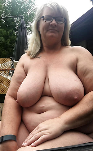 amazing of age saggy tits big nipples
