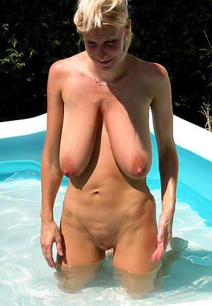 horny little mature saggy special