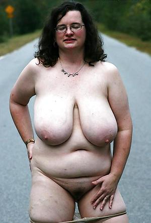 older women most saggy bowels posing nude
