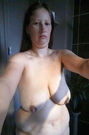 cute mom selfie amateur pics