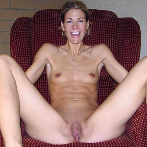 nude pics of tall skinny blonde