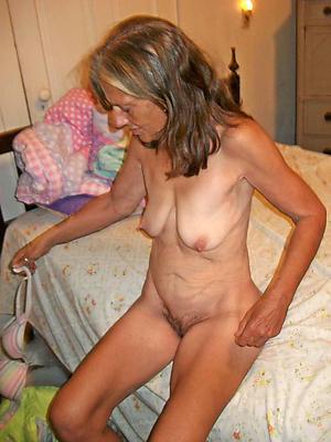 skinny nude model posing nude