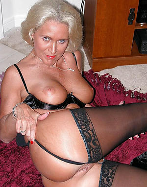 horny womens thigh high stockings