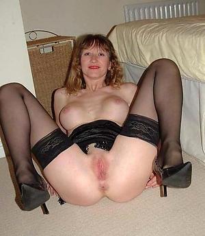 sexy mature battalion in stockings private pics