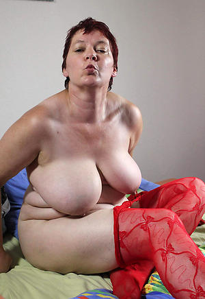 crazy older woman approximately big tits