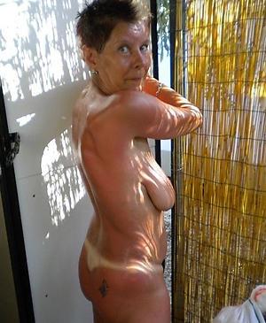 horny granny women vagina
