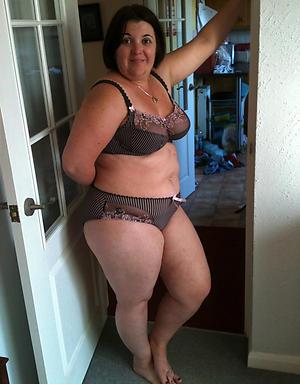 big-busted women in panties