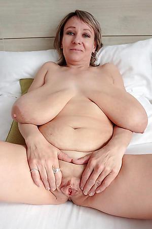 big tit grannies posing nude