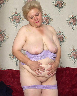 nude pics of aged bbw grannies