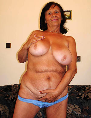 bbw fat granny nude by no chance