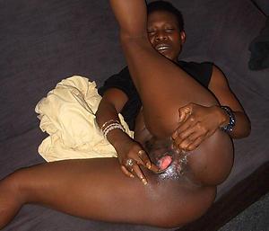 stunning mature black pussy