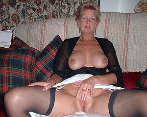busty homemade mature women