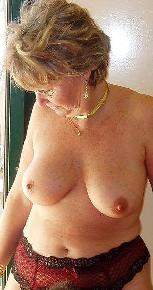 horny mature old ladies