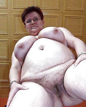 bare free chubby granny
