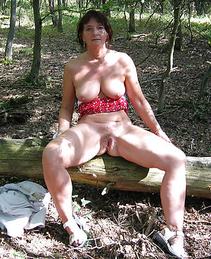 busty mature naked wings