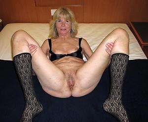 XXX grown-up naked legs