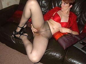 lickerish mature sex in pantyhose